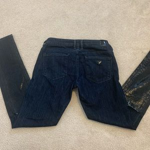 Brand new guess jegging jeans